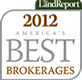 Best Brokerages 2012